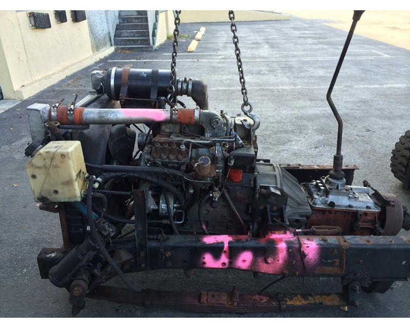 1996 Cummins 4BT Engine For Sale | Medley, FL | 001085 ...