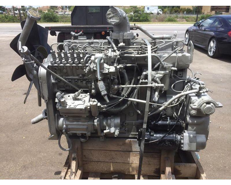 1996 Cummins 8 3l Engine For Sale  113 232 Miles