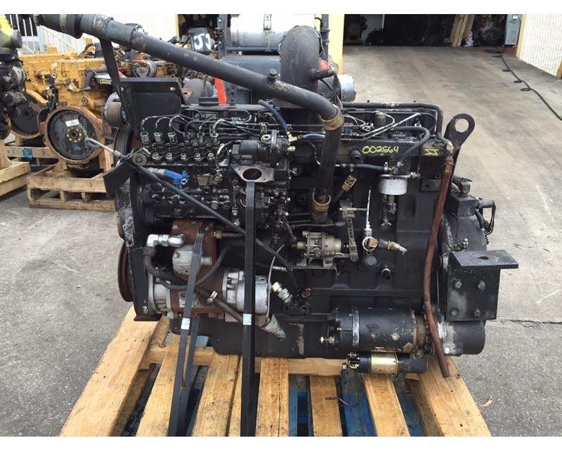 1998 Cummins 8 3l Engine For Sale  71 364 Miles