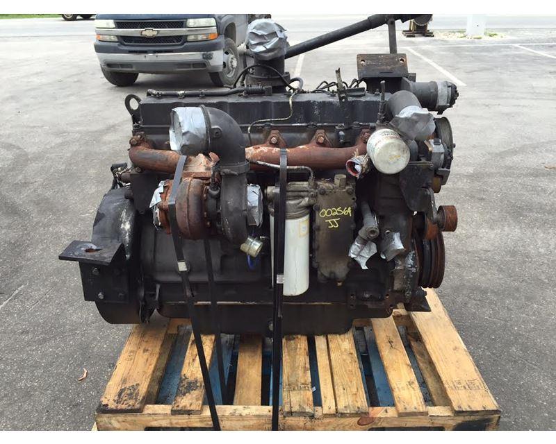 1998 Cummins 8 3l Engine For Sale 71 364 Miles Hialeah