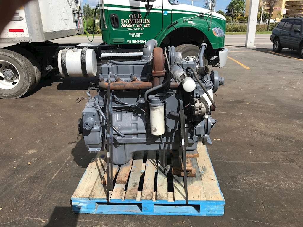 1993 Cummins 8 3l Engine For Sale Hialeah Fl Cpl 1439