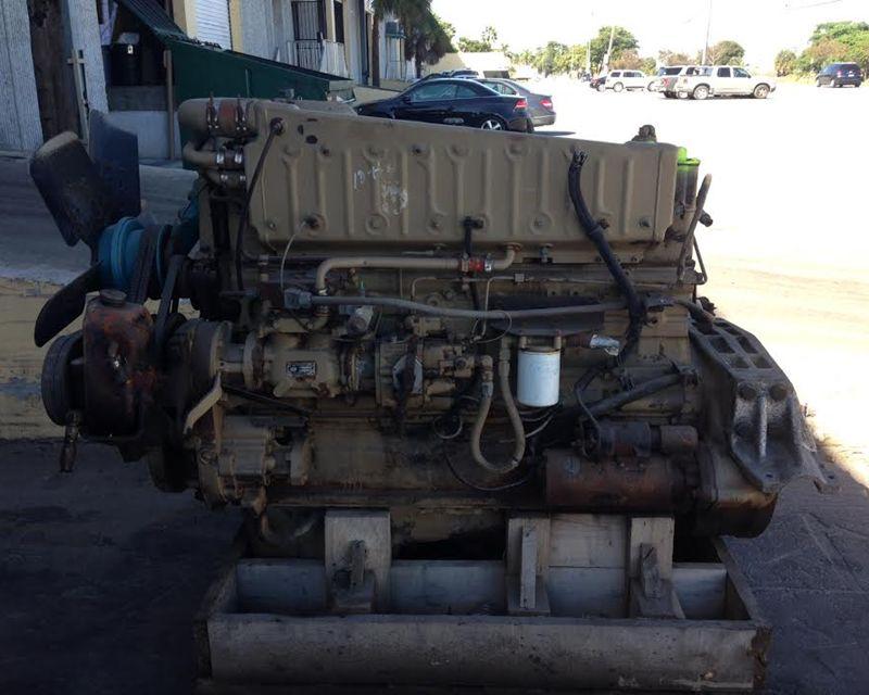 Cummins Big Cam Engine For Sale Hialeah Fl 954872