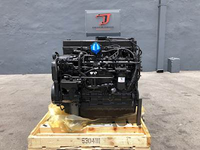 2018 Cummins ISL Engine