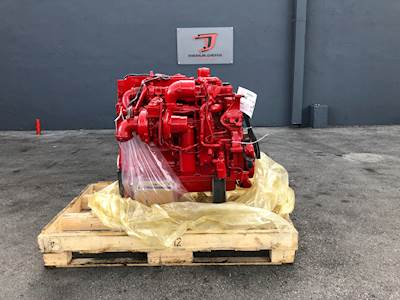 2018 Cummins ISL Engine