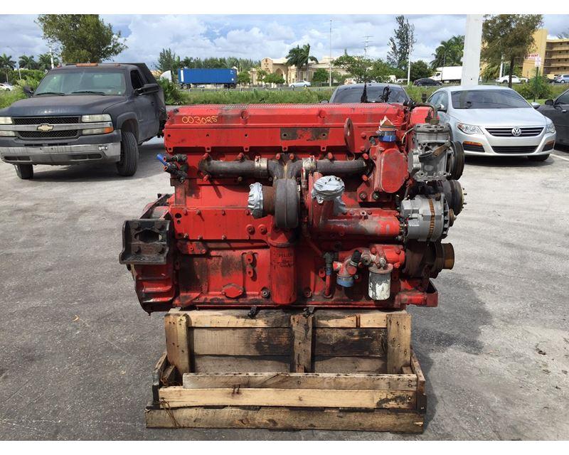 2002 Cummins Isx Engine For Sale Hialeah Fl Cpl 8255
