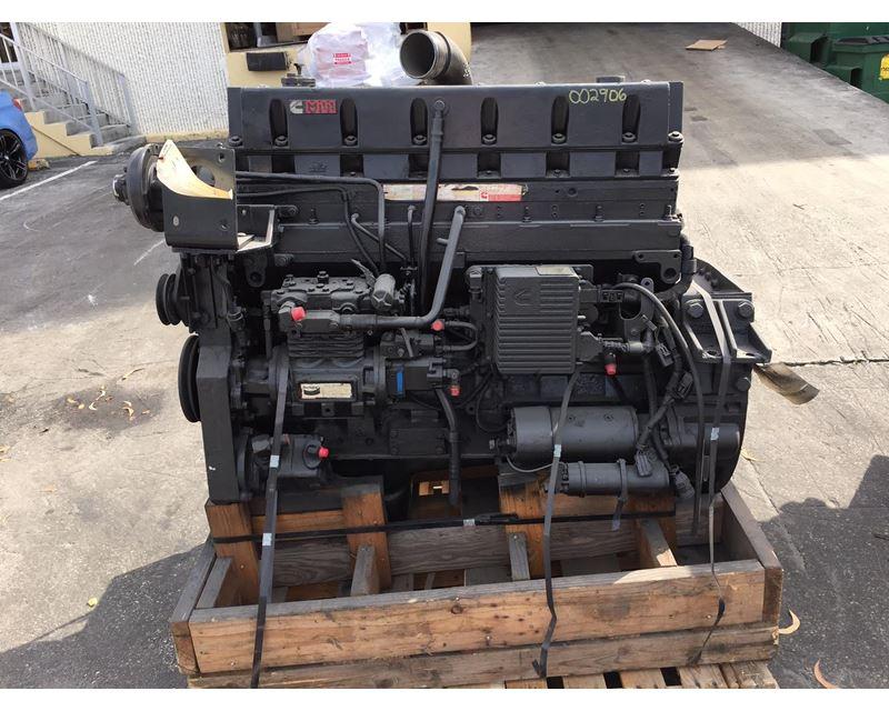 1994 Cummins M11 Engine For Sale | Hialeah, FL | 002906 |  MyLittleSalesman com