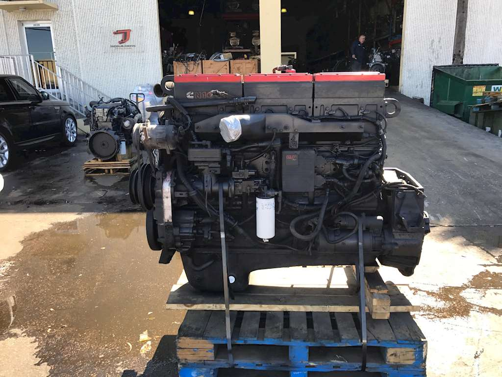 Used Cummins Engines For Sale >> 2000 Cummins N14 Engine For Sale | Hialeah, FL | CPL 2592 ...