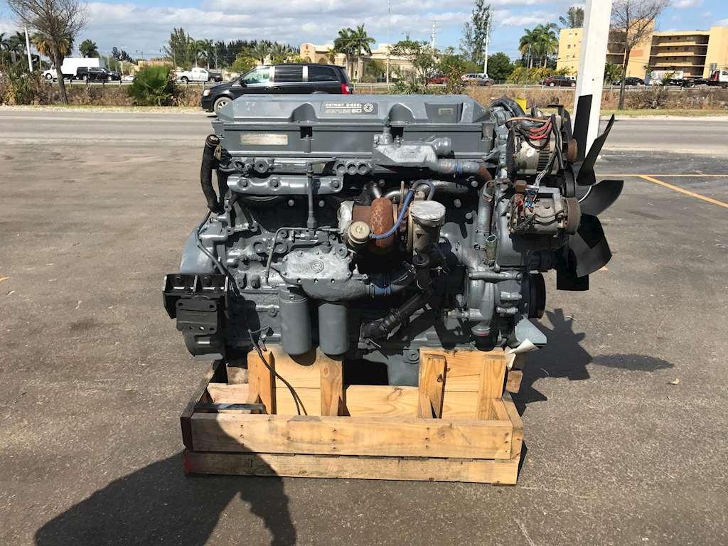 detroit diesel serial number breakdown