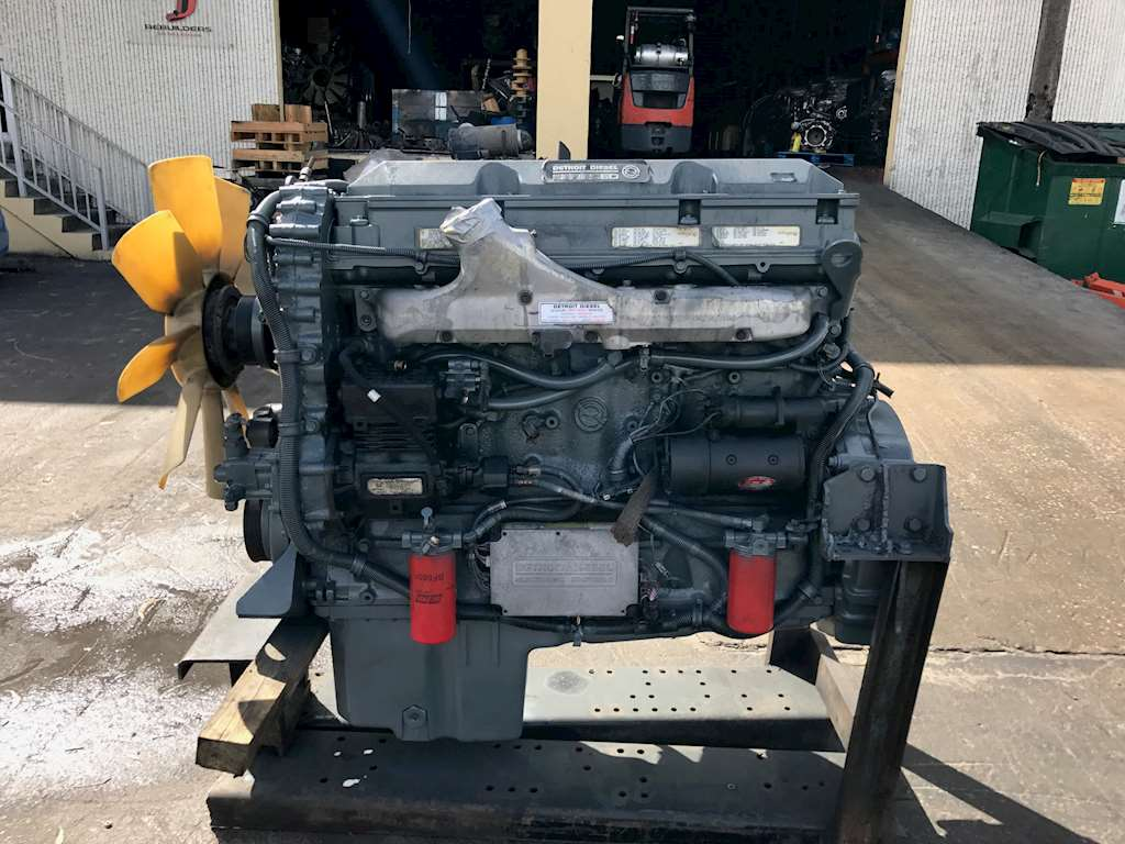 Detroit Diesel Series 60 >> 1998 Detroit Series 60 12 7 Engine For Sale Hialeah Fl