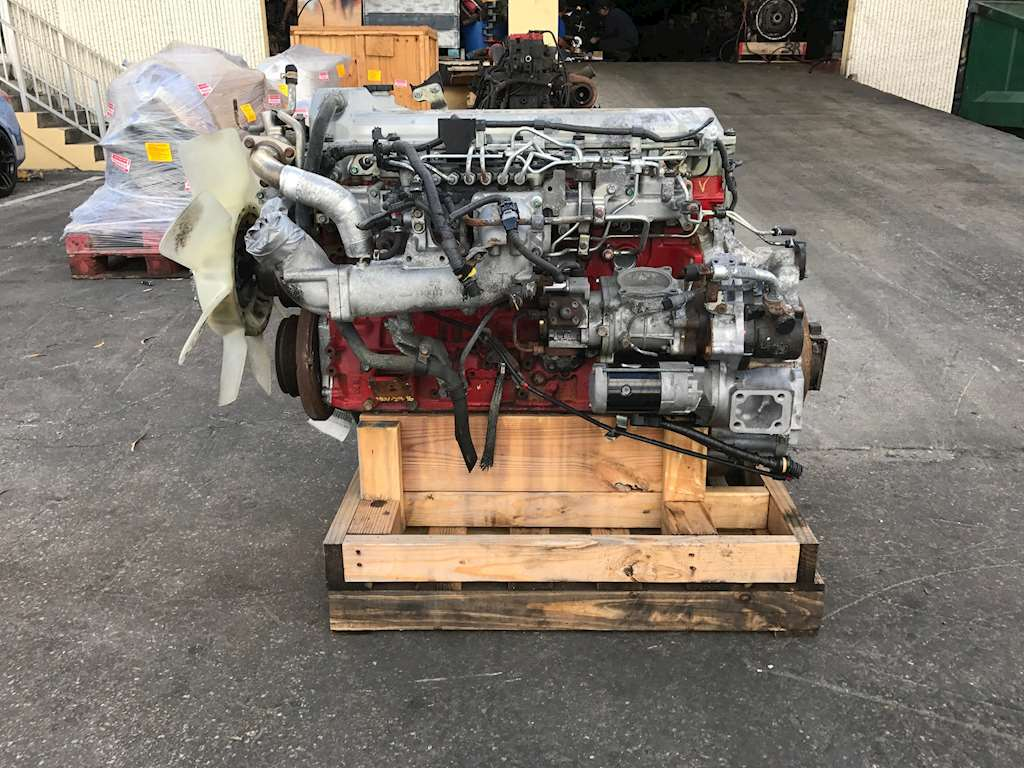 2006 Hino J08e Ta Engine For Sale Hialeah Fl 6hmxh07