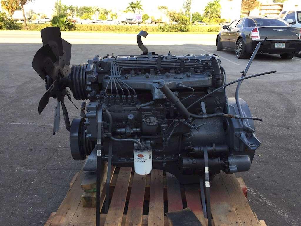 1991 International DT360 Engine