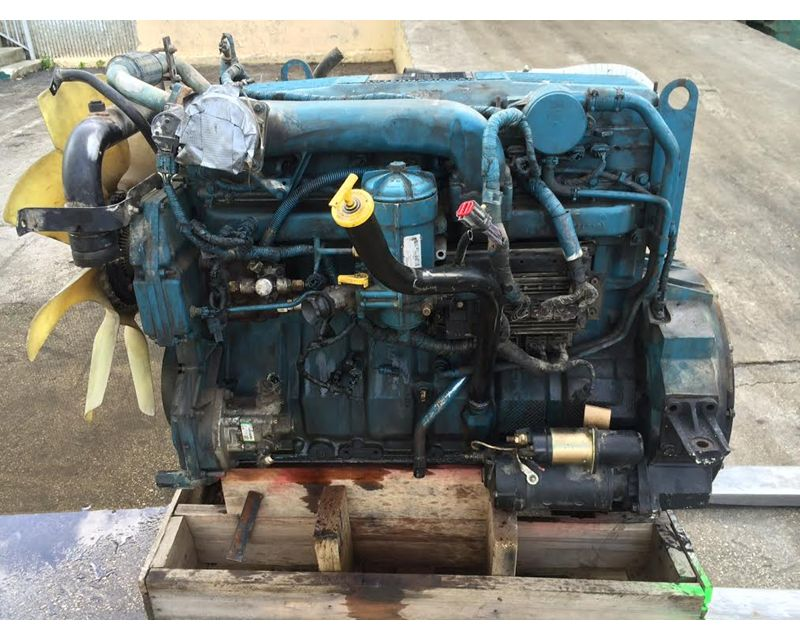 2004 international dt466e engine for sale 75 000 miles. Black Bedroom Furniture Sets. Home Design Ideas