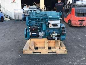 2003 International DT530 Engine
