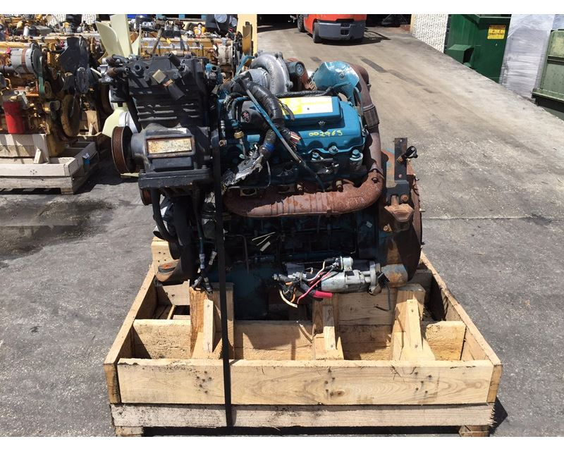 2006 international vt365 4200 engine for sale 88 549 for Motor lift for sale