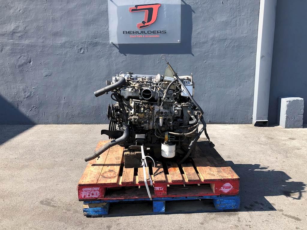 1999 Isuzu 4he1xs Engine For 1999