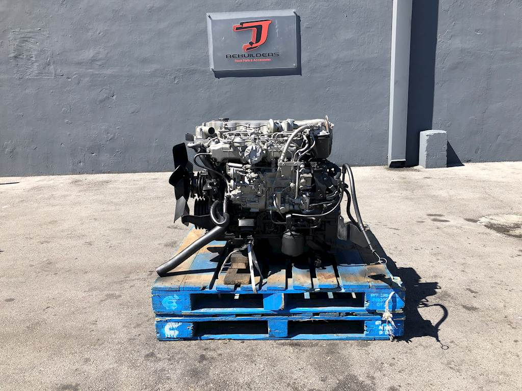 2003 Isuzu 4HE1XS Engine For Sale   Hialeah, FL   004034    MyLittleSalesman com