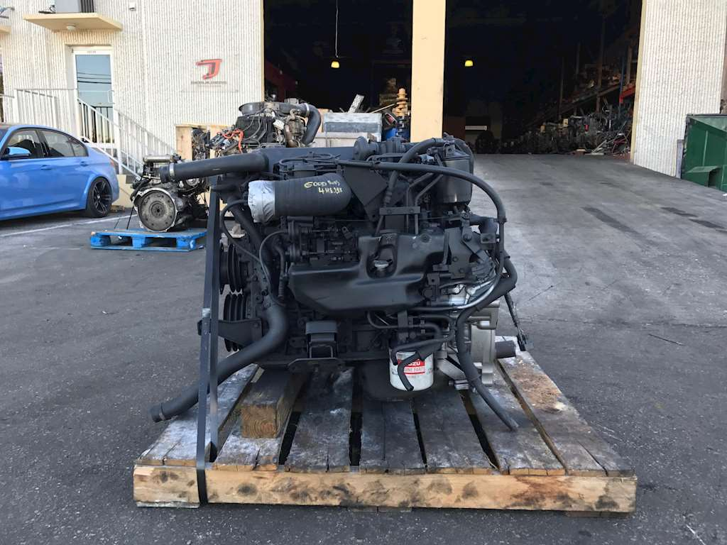2003 Isuzu 4HE1XS Engine For Sale   Hialeah, FL   003116    MyLittleSalesman com