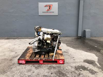 2006 Isuzu 4HK1TC Engine for 2005-2007 Isuzu NPR