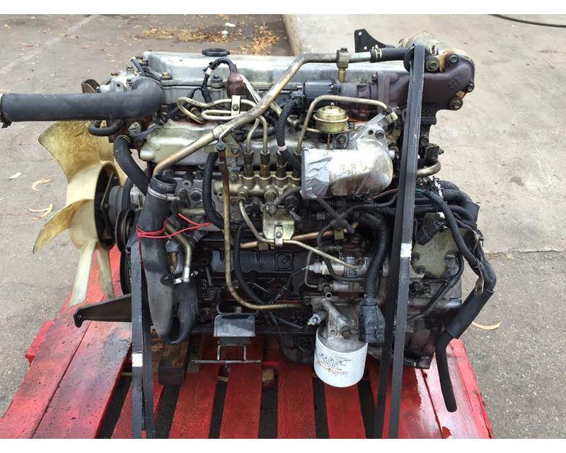 2005 Isuzu 4hk1tc Engine For Sale  87 000 Miles