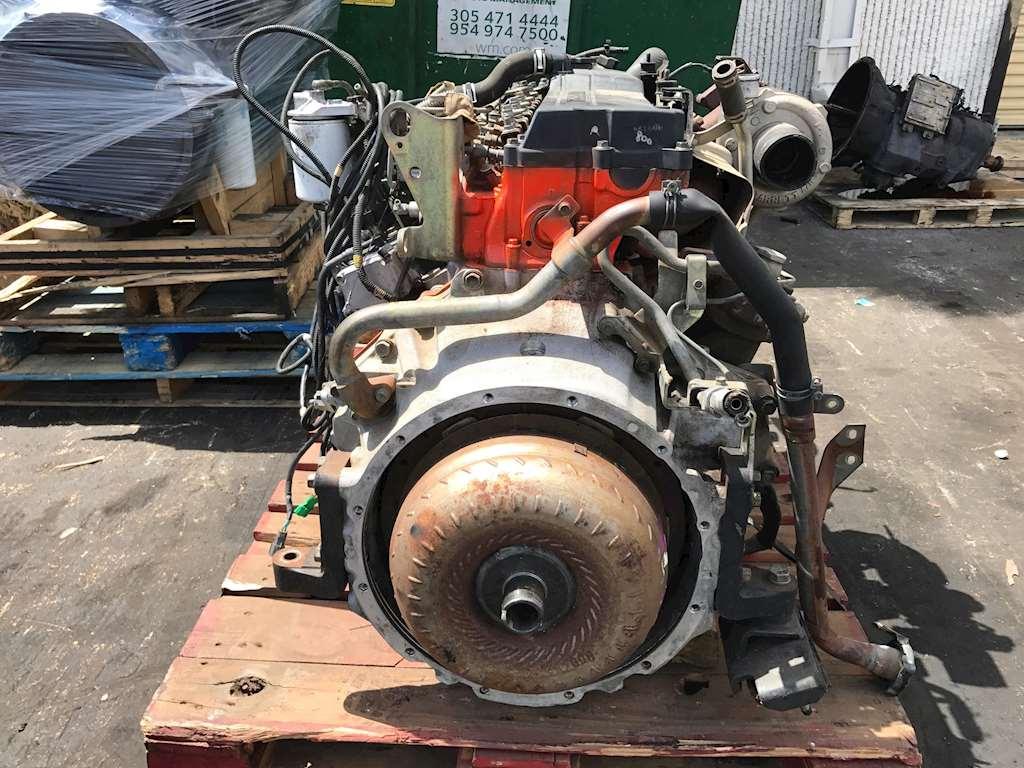 1996 Isuzu 6he1 Diesel Engine For Sale