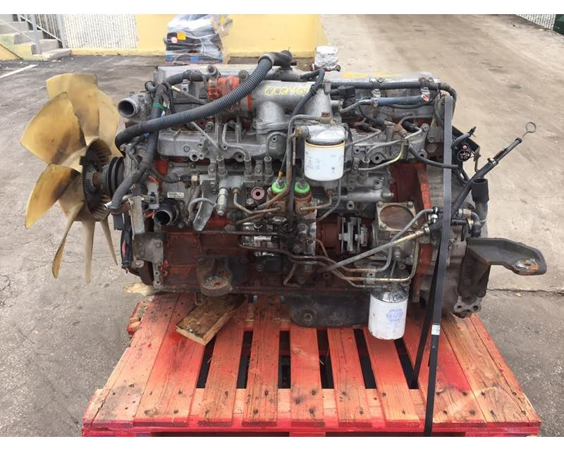 1999 isuzu 6hk1 engine for sale hialeah fl 002465. Black Bedroom Furniture Sets. Home Design Ideas
