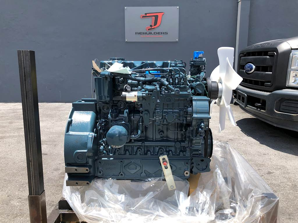 2012 Kubota V3300 Engine For Sale | Hialeah, FL | 004233 |  MyLittleSalesman com