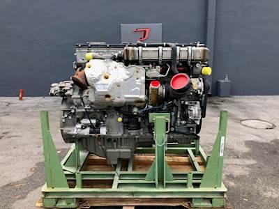 2017 MTU OM473LA Engine for Bell B60E and B50E Articulated Dump Trucks