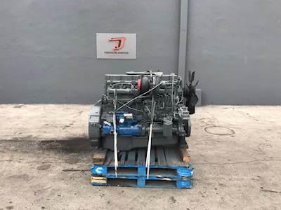 1990 Mack E6-350 Engine