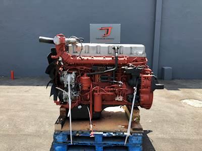 2009 Mack MP8 Engine