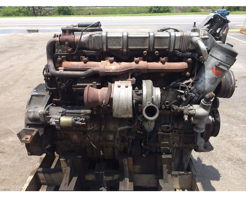 Mercedes om 460 la for Mercedes benz diesel engines
