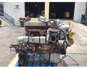 Mercedes Benz OM906LA Engine