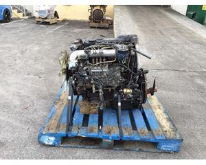 2001 Mitsubishi 4D34-3AT3B Engine