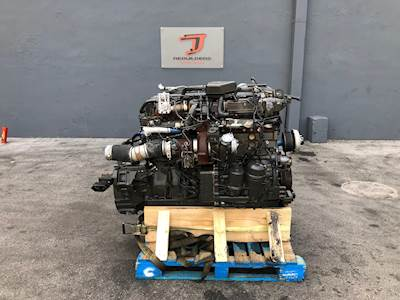 2017 Paccar MX-13 Engine