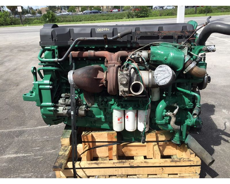 Volvo D16 Engine Rebuilt Problems And Solutions