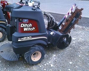 Ditch Witch R230 Trencher / Boring Machine / Cable Plow