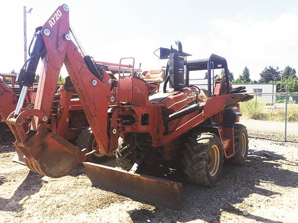 Ditch Witch RT95 Trencher For Sale | Portland, OR | 9409626 |  MyLittleSalesman com