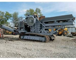 Lippmann 24X36 Crushing Plant