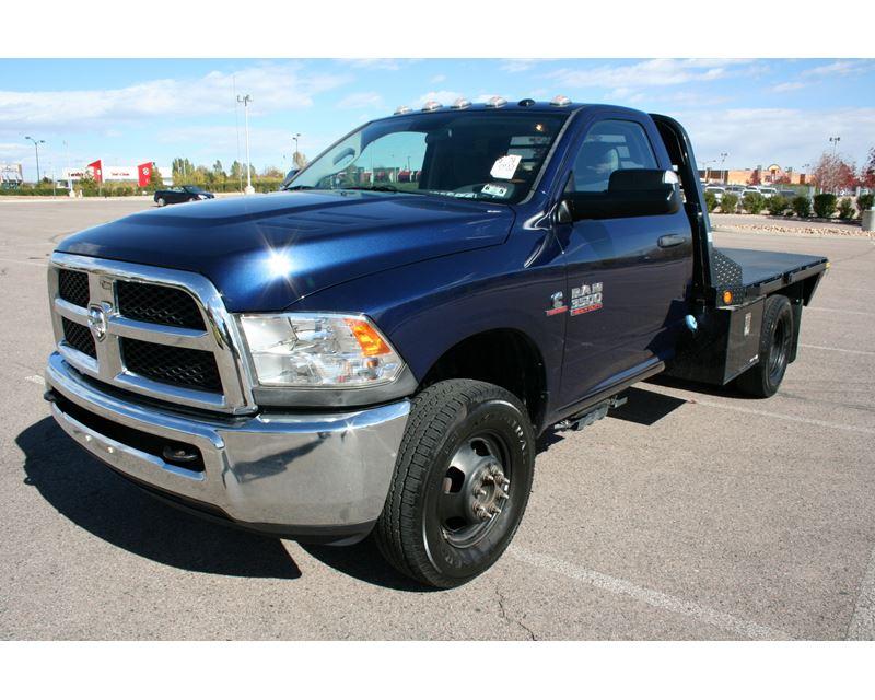 2013 dodge ram 3500 flatbed truck for sale 2013 ram 3500 flatbed haule truck slt single cab for. Black Bedroom Furniture Sets. Home Design Ideas