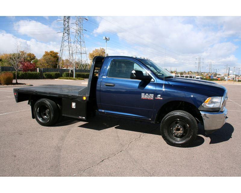 2013 dodge ram 3500 flatbed truck for sale 2013 ram 3500 flatbed haule truck slt single cab for