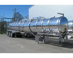 Dragon Crude Oil Tank Trailer