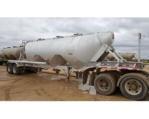 Vantage 1000cu Sand trailer Dry Bulk / Pneumatic Tank Trailer