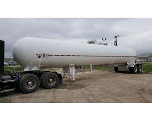 TYTAL 11600 250 PSI MC331 3 IN STOCK Industrial Gas Tank Trailer