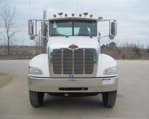 Peterbilt 337 Crane Truck