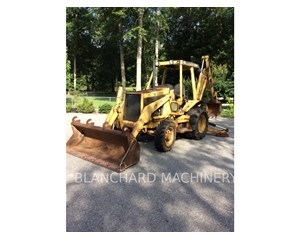 Caterpillar 416II Backhoe