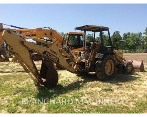 Ford 555d Backhoe Parts : Ford c backhoe questions