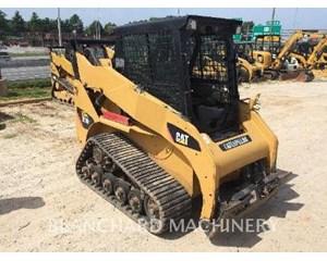Caterpillar 257B2 AS1 Crawler Dozer
