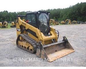 Caterpillar 259D AS2 Crawler Dozer