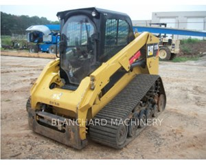 Caterpillar 277D AS2 Crawler Dozer