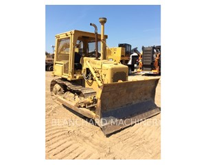 Caterpillar D4E Crawler Dozer