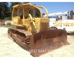 International TD15E Crawler Dozer